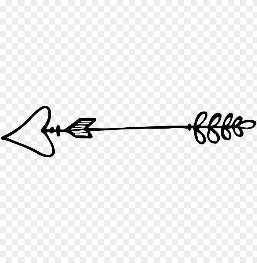 free PNG hand drawn arrow heart transparent PNG image with transparent background PNG images transparent