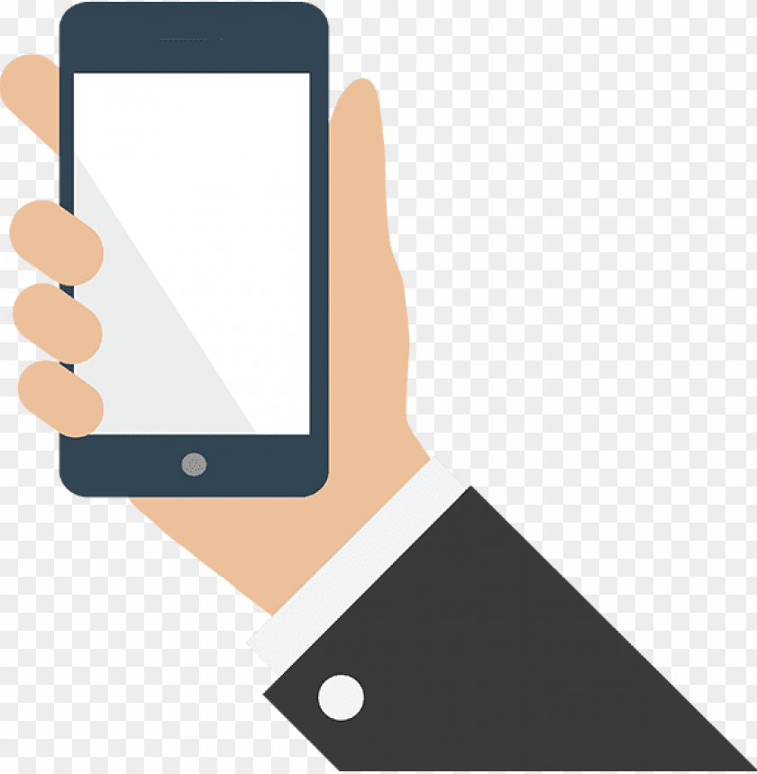 free PNG hand holding phone - hand holding phone PNG image with transparent background PNG images transparent