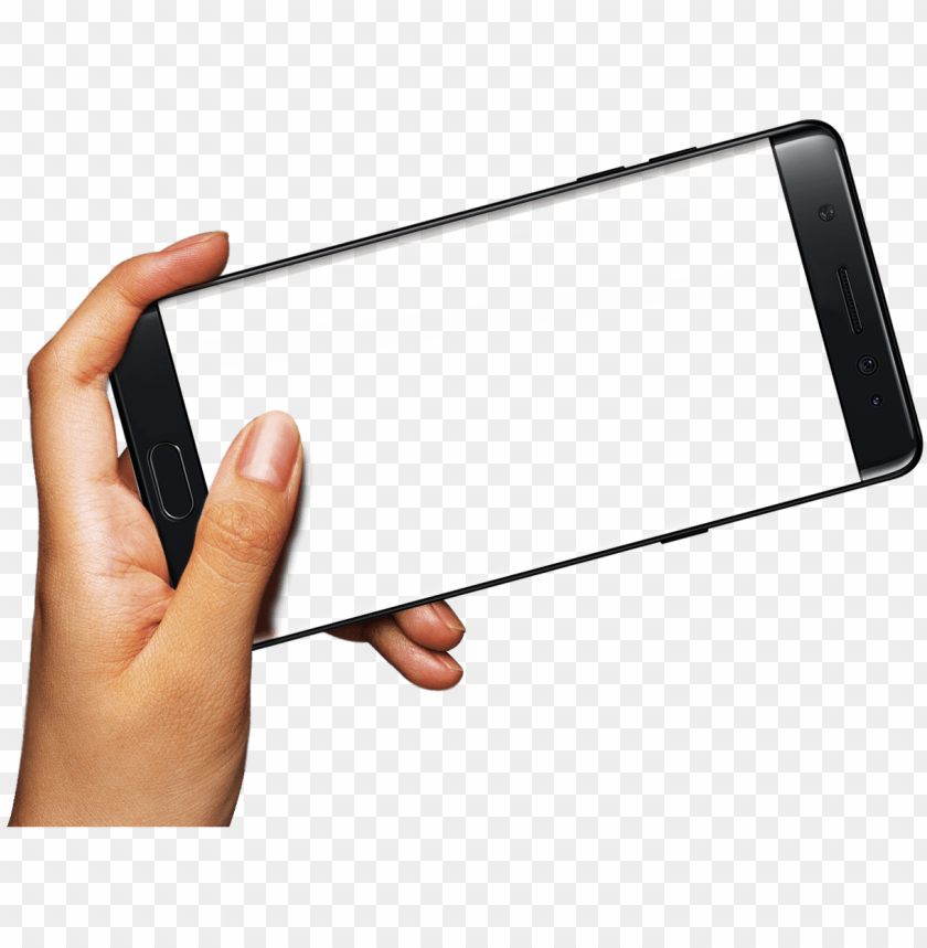 free PNG hand mobile frame PNG image with transparent background PNG images transparent