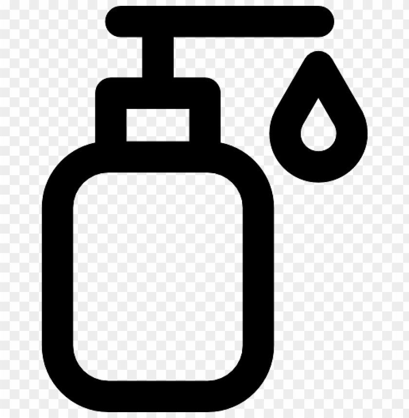 Hand Sanitizer Icon Png Image With Transparent Background Toppng