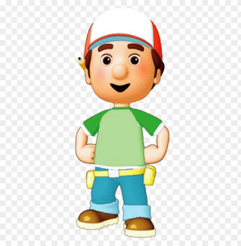 free PNG Download handy manny posing clipart png photo   PNG images transparent
