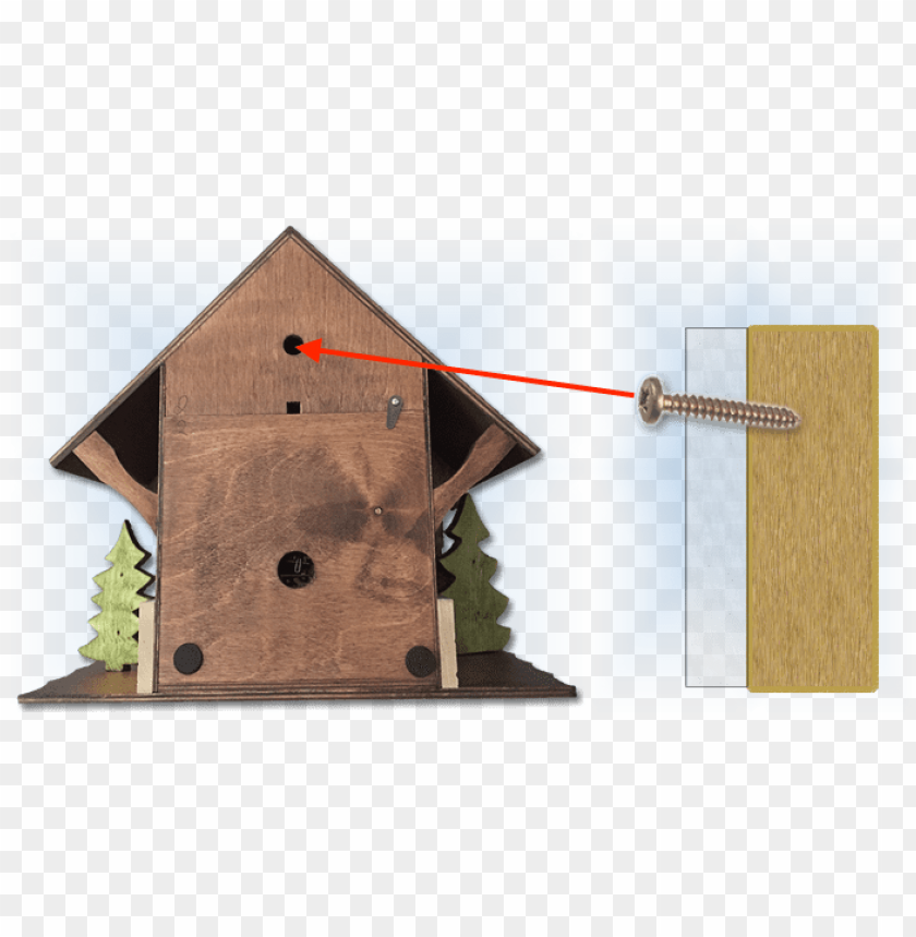 free PNG hang a cuckoo clock PNG image with transparent background PNG images transparent