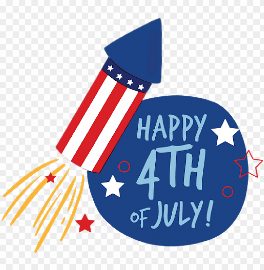 free PNG happy 4th of july fireworks rocket PNG image with transparent background PNG images transparent