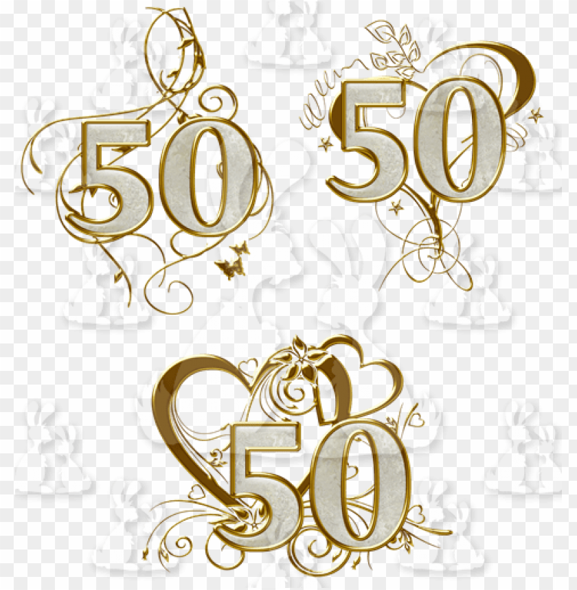 free PNG happy anniversary wedding memorial day love png and - 50th anniversary clipart PNG image with transparent background PNG images transparent