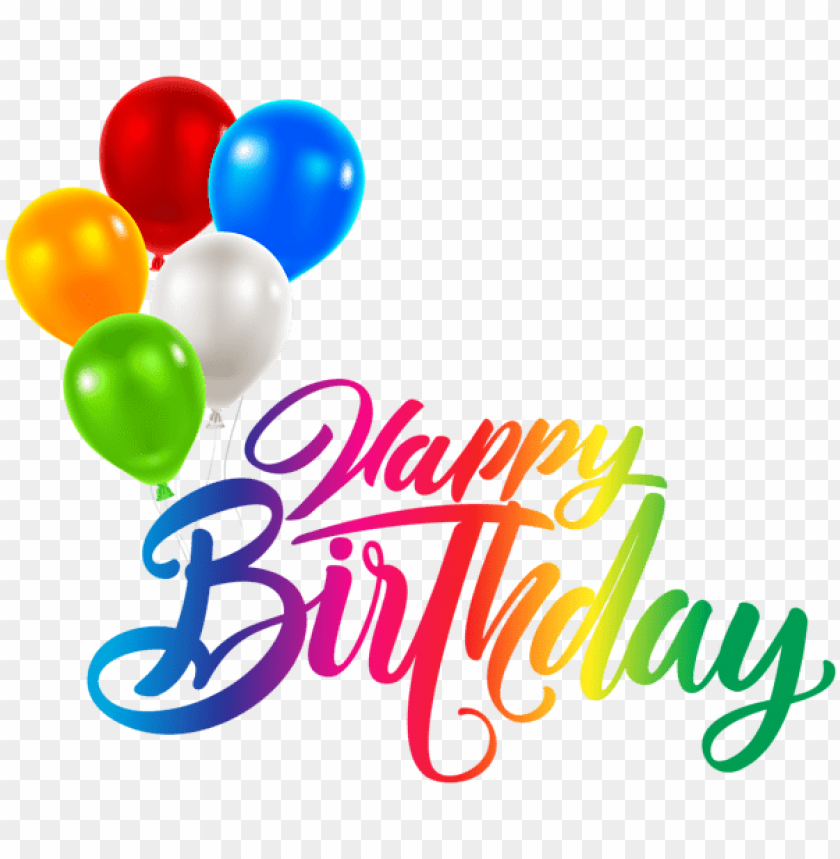 free PNG Download happy birthday png images background PNG images transparent