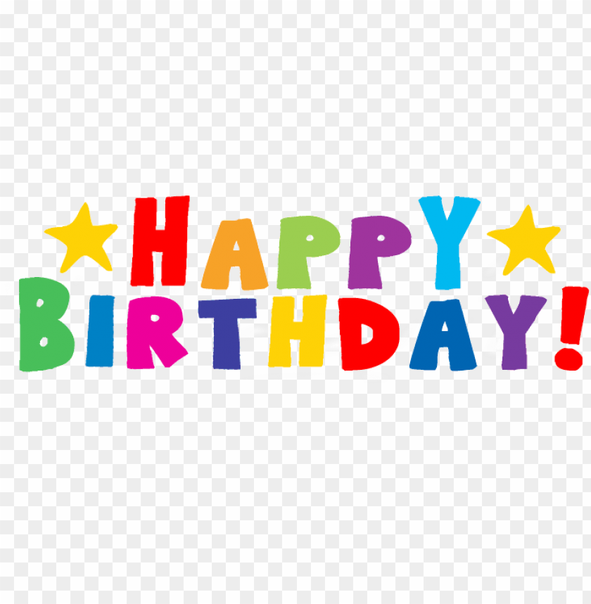 free PNG happy birthday - happy birthday name logo PNG image with transparent background PNG images transparent