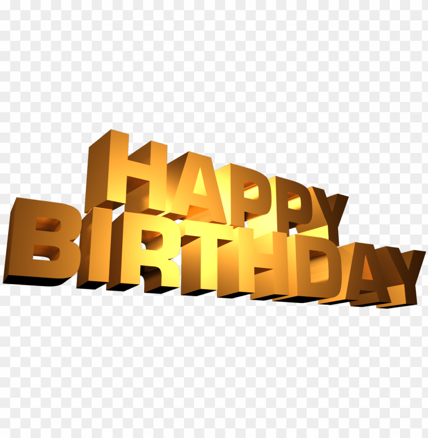 Happy Birthday Png Picsart Happy Birthday Png Image With Transparent Background Toppng