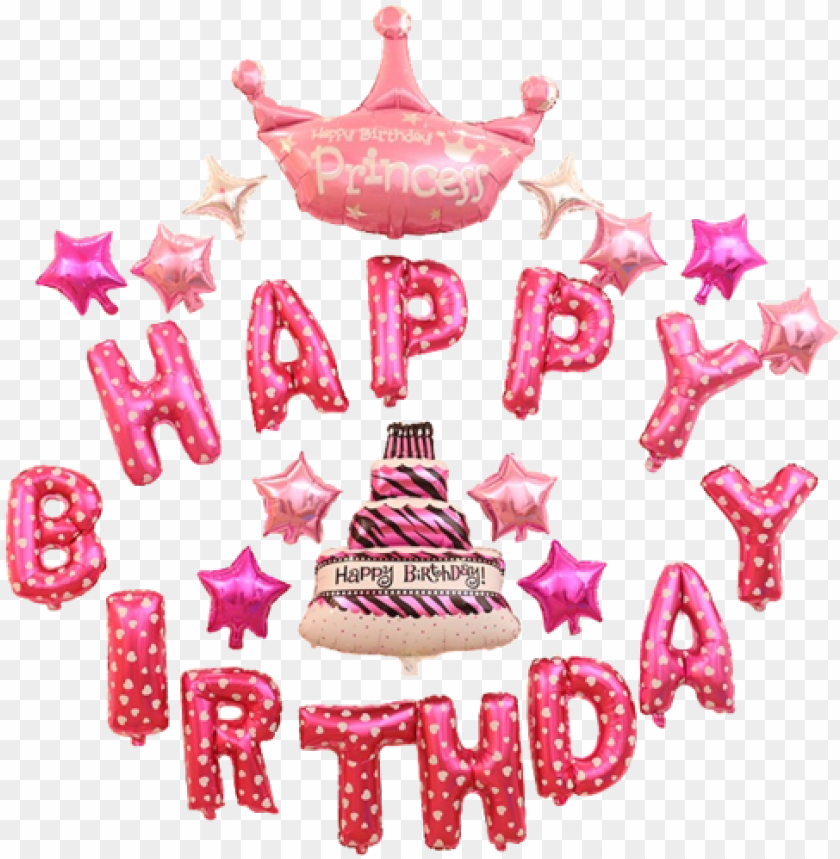 free PNG happy birthday princess crown crown clipart happy birthday - transparent happy birthday princess crown PNG image with transparent background PNG images transparent