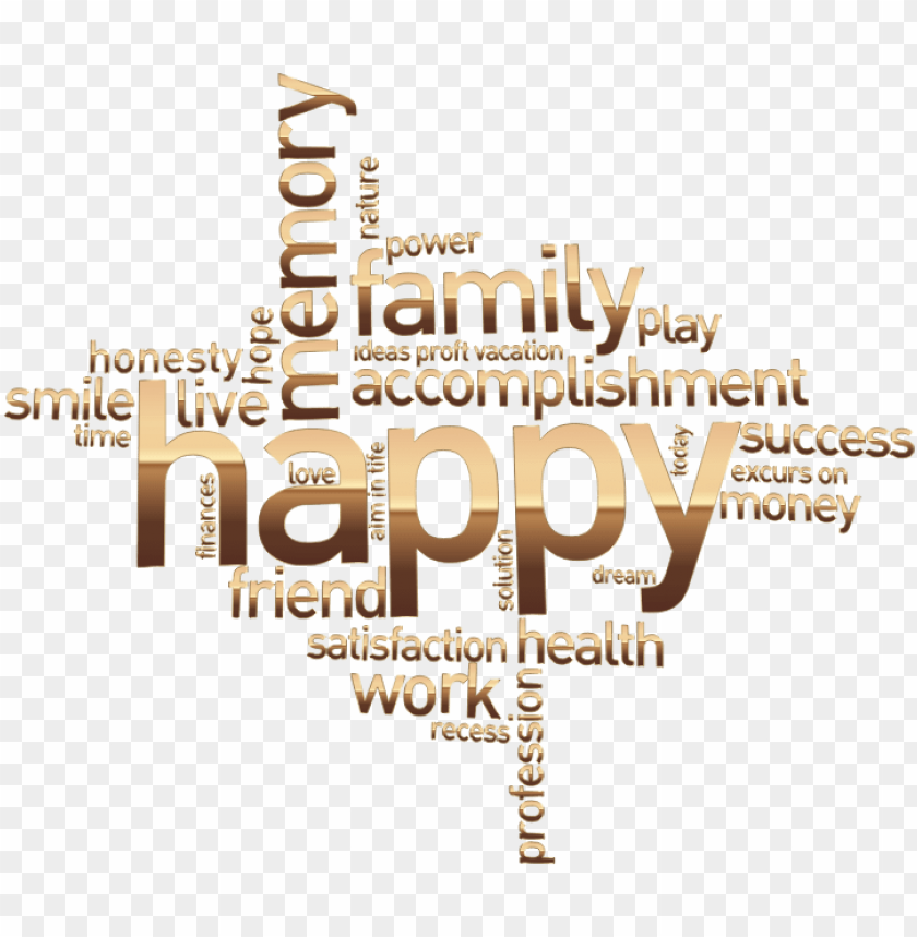 free PNG happy family word cloud no background medium - word art no background PNG image with transparent background PNG images transparent