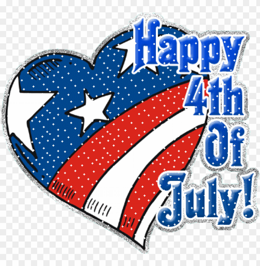 free PNG happy fourth of july-6817 medium - happy 4th of july gif PNG image with transparent background PNG images transparent