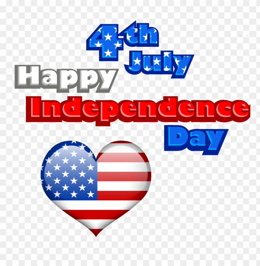 free PNG Download happy independance day with flag heart png images background PNG images transparent