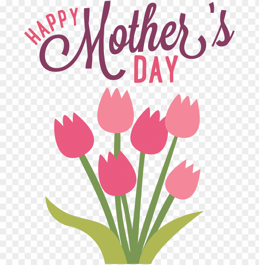 free PNG Download happy mothers day flowers sticker png images background PNG images transparent