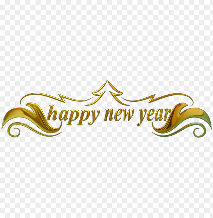 Happy New Year 2018 Banner Png Image With Transparent