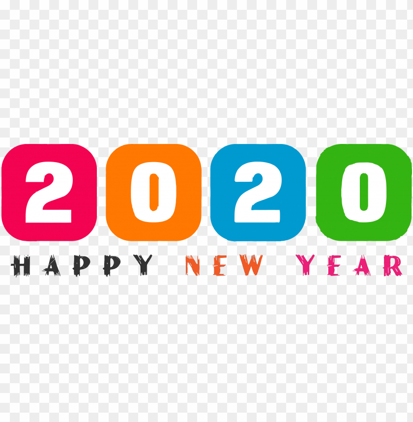 free PNG Happy New Year 2020 PNG PNG Images PNG images transparent