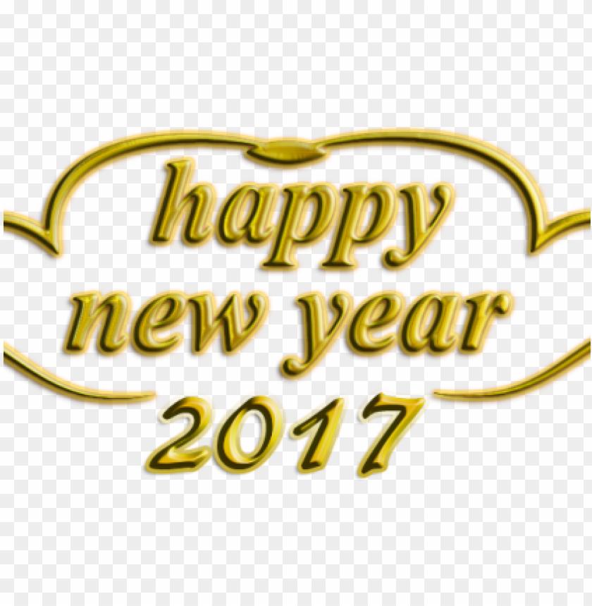 Happy New Year Transparent 39