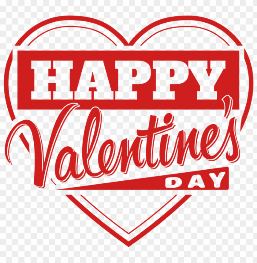 Download Happy Valentine S Day Heart Transparent Png Images Background Toppng