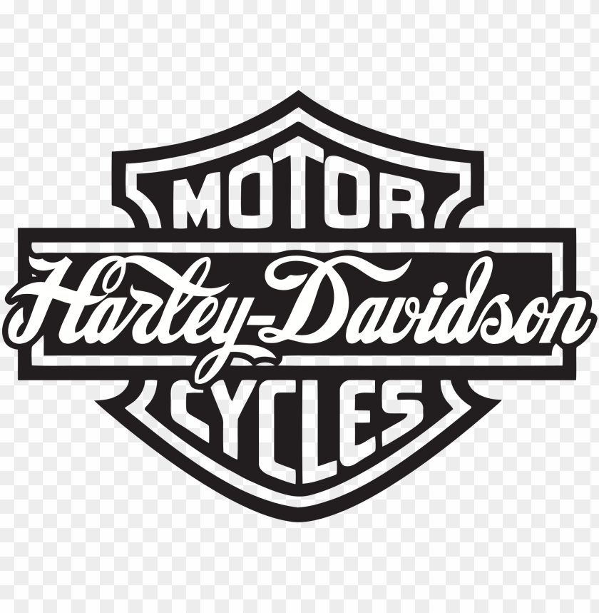 harley davidson logo png transparent image - harley davidson logo transparent PNG image with transparent background@toppng.com