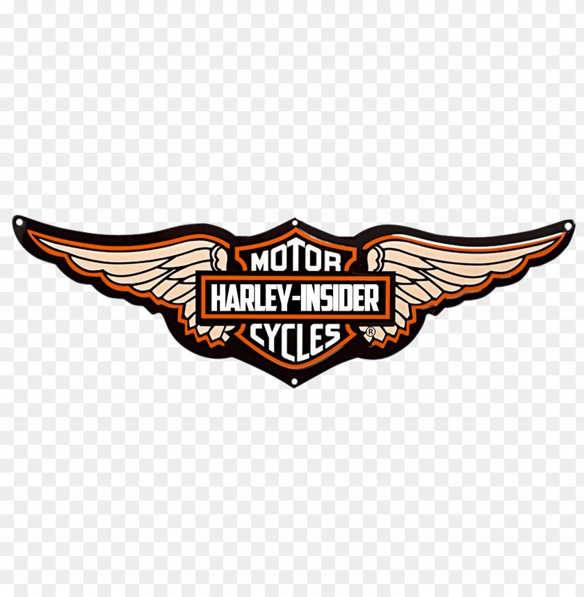 free PNG Download harley davidson wings logo png images background PNG images transparent