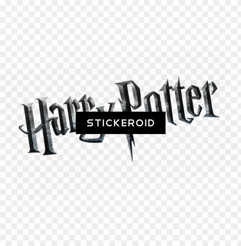 Harry Potter Logo Cool Video Game Wallpapers Transparent