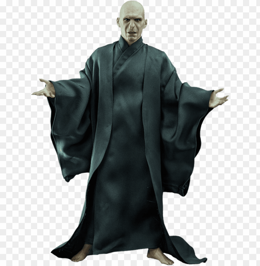 free PNG harry potter lord voldemort sixth scale figure by star - lord voldemort full body PNG image with transparent background PNG images transparent