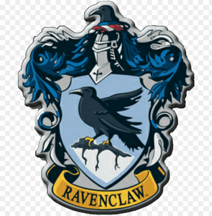 harry potter - ravenclaw magnet PNG image with transparent background@toppng.com