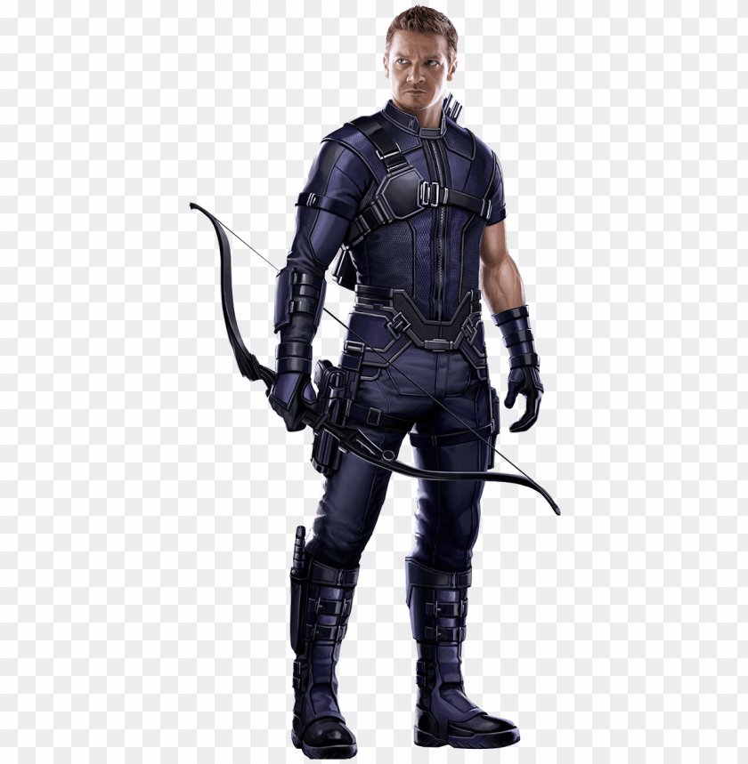 free PNG hawkeye png - captain america civil war hawkeye PNG image with transparent background PNG images transparent