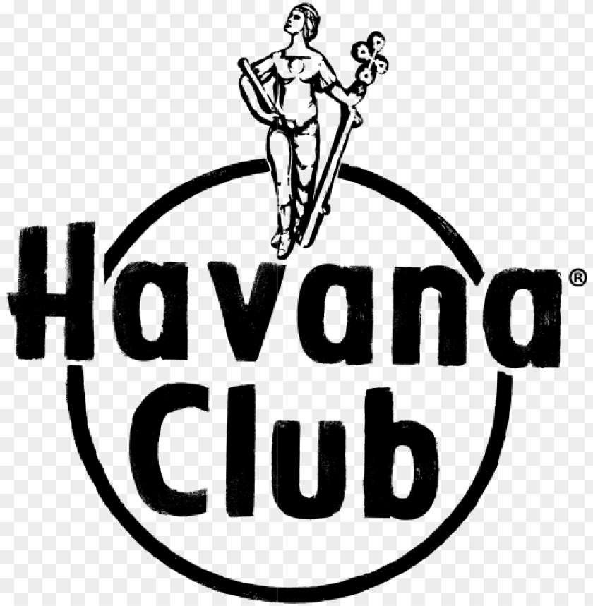 free PNG hc single colour logo - havana club logo PNG image with transparent background PNG images transparent
