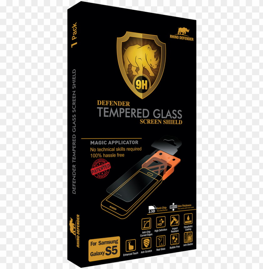 free PNG hd clear tempered glass with applicator for samsu PNG image with transparent background PNG images transparent