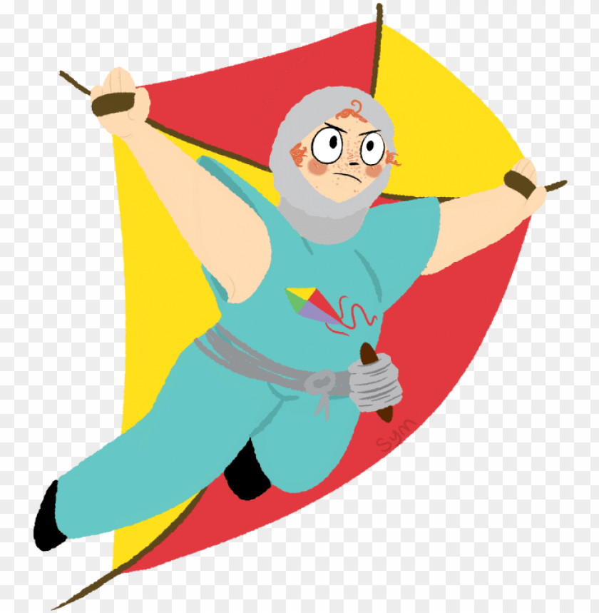 He Fly South Park Human Kite Fanart Png Image With Transparent Background Toppng