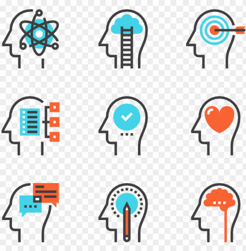 free PNG head brain icons - vector icon brai PNG image with transparent background PNG images transparent