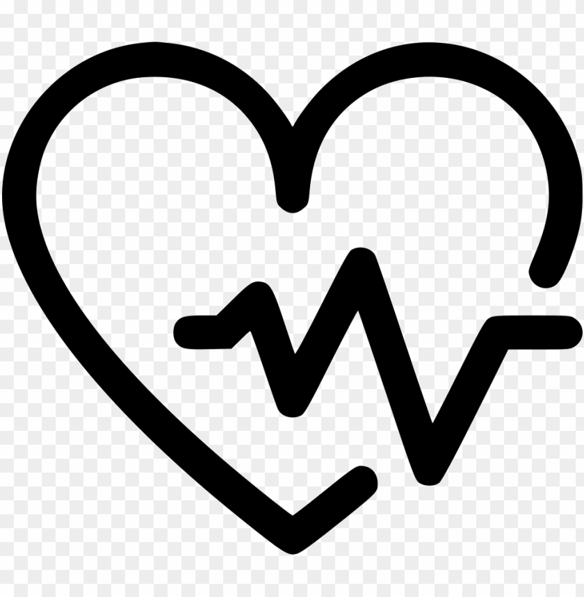 free PNG health fitness heart rate bit analysis svg png icon - heart pulse icon transparent PNG image with transparent background PNG images transparent