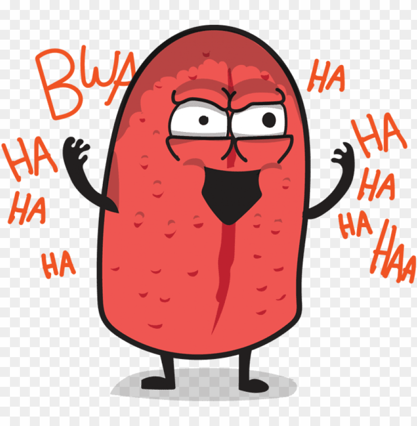 free PNG heart and brain organ sticker set messages sticker-9 - awkward yeti stickers PNG image with transparent background PNG images transparent