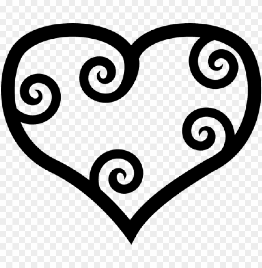free PNG heart black and white heartblack and white - mother's day black and white PNG image with transparent background PNG images transparent