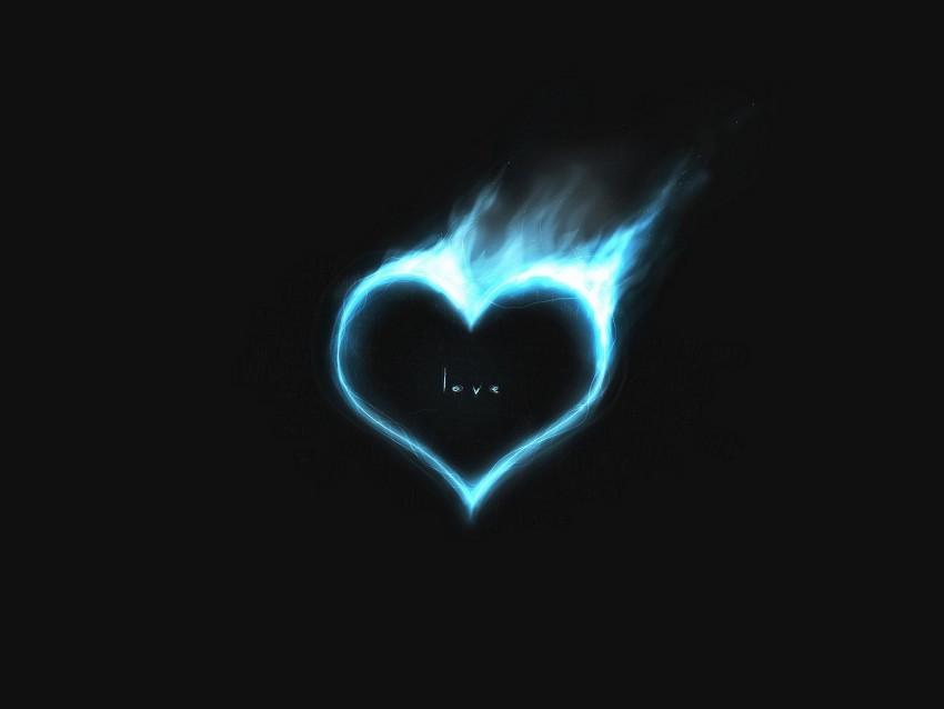 free PNG heart, fire, love, burn, art background PNG images transparent
