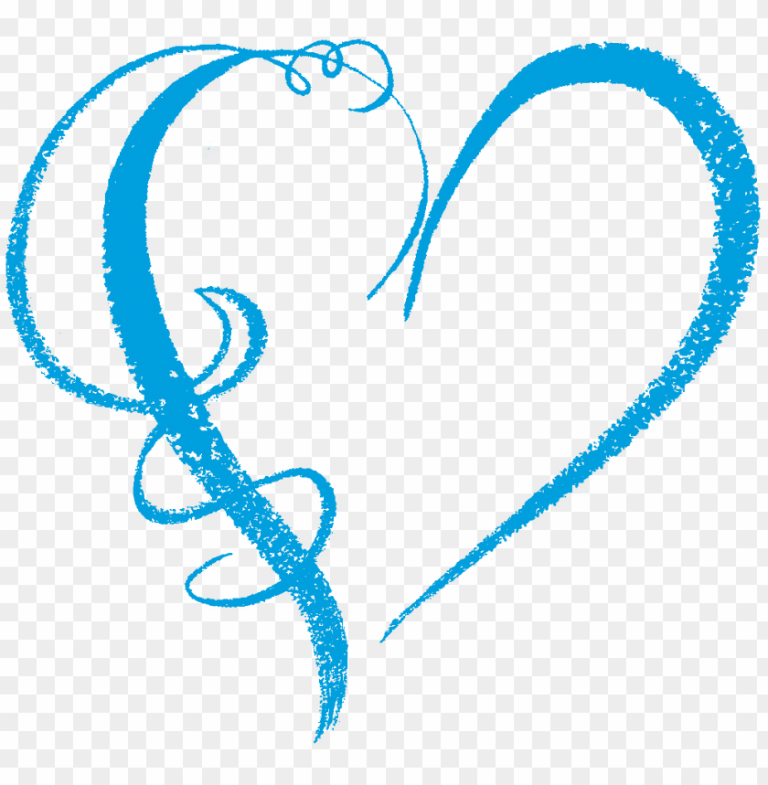 heart graphics - clip art dark blue heart PNG image with transparent background@toppng.com
