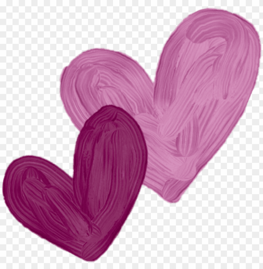 free PNG heart hearts tumblr painting paint transparent - transparent paint PNG image with transparent background PNG images transparent