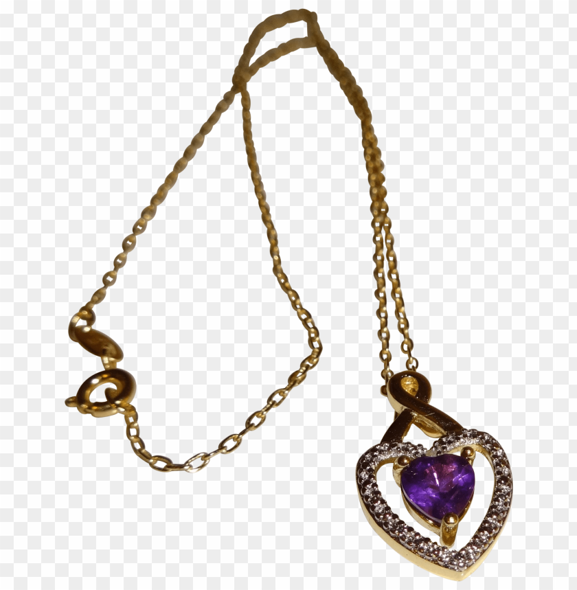 free PNG heart necklace png pic png - Free PNG Images PNG images transparent
