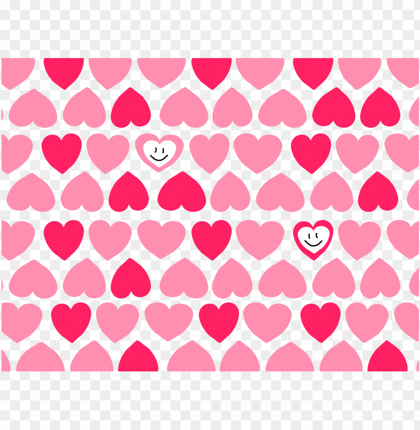 free PNG heart pattern png - pink pattern png hd PNG image with transparent background PNG images transparent