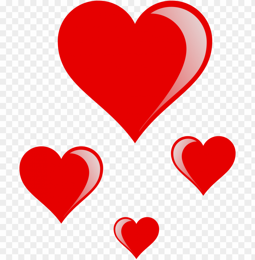 free PNG heart png free download clip art on clipart hearts - valentine hearts clip art PNG image with transparent background PNG images transparent