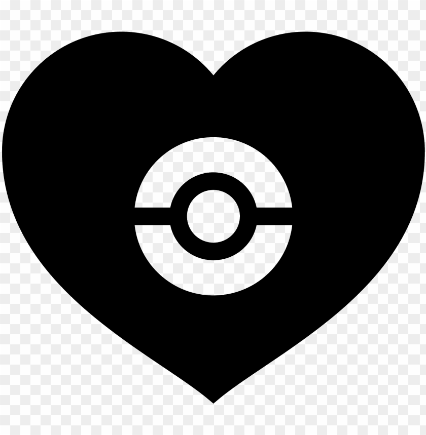 free PNG heart pokemon filled icon - icon png - Free PNG Images PNG images transparent