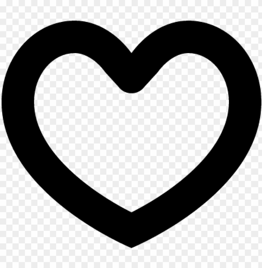 free PNG heart shape vector - silhouette black and white vector heart shape PNG image with transparent background PNG images transparent