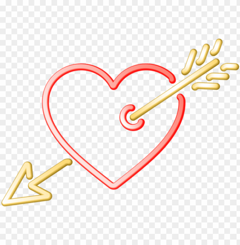 free PNG heart with arrow emoji google style google source - heart & arrow PNG image with transparent background PNG images transparent