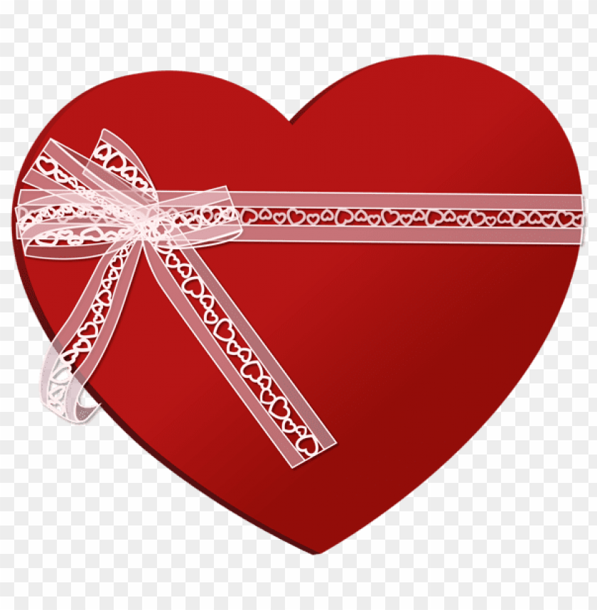 free PNG heart with heart ribbon png - Free PNG Images PNG images transparent