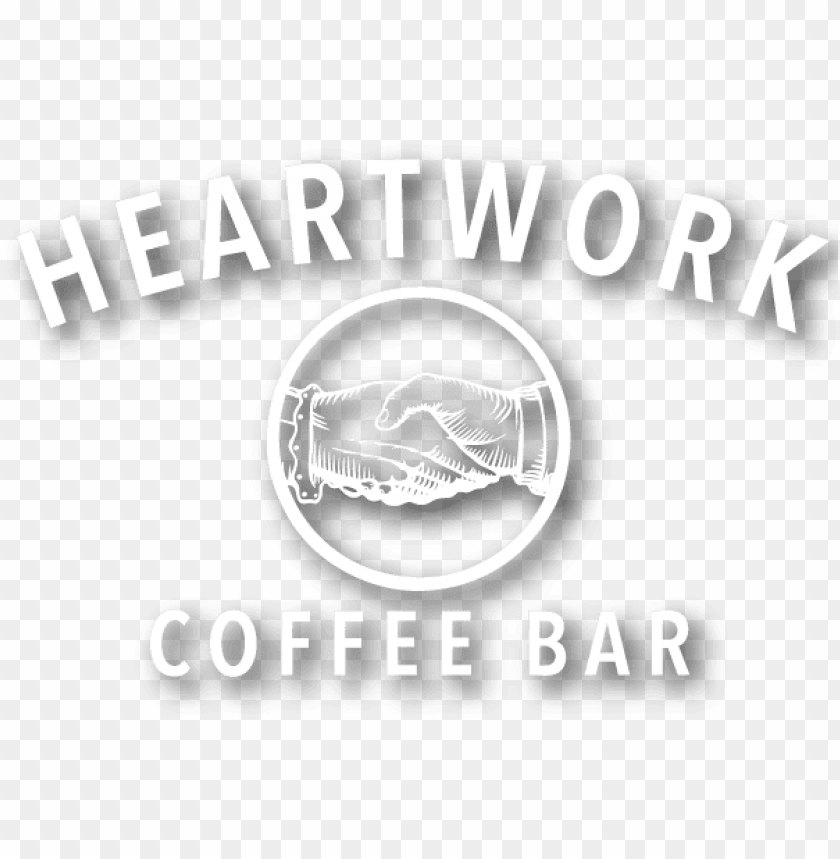 free PNG heartwork coffee bar - heartwork coffee bar logo PNG image with transparent background PNG images transparent