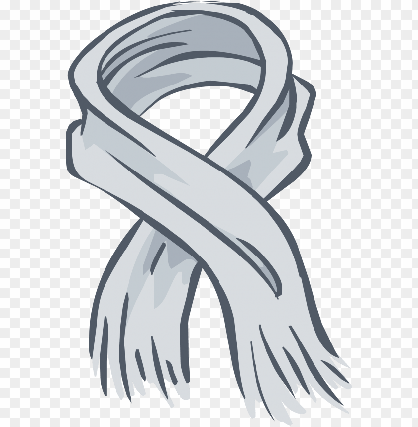 free PNG Download heather grey scarf clipart png photo   PNG images transparent