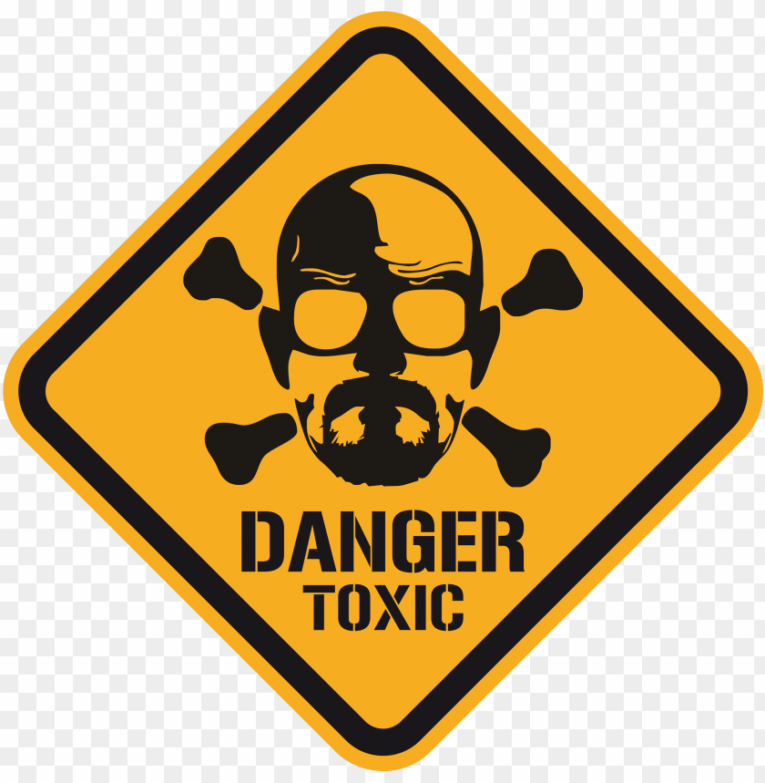 free PNG heisenberg danger toxic color - australian road signs animals PNG image with transparent background PNG images transparent