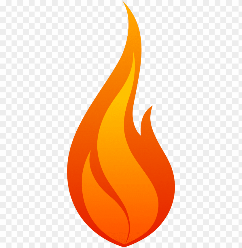 Clip Art Fire Fan
