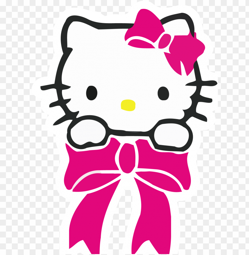 Hello Kitty Clipart Png, Transparent Png , Transparent Png Image - PNGitem