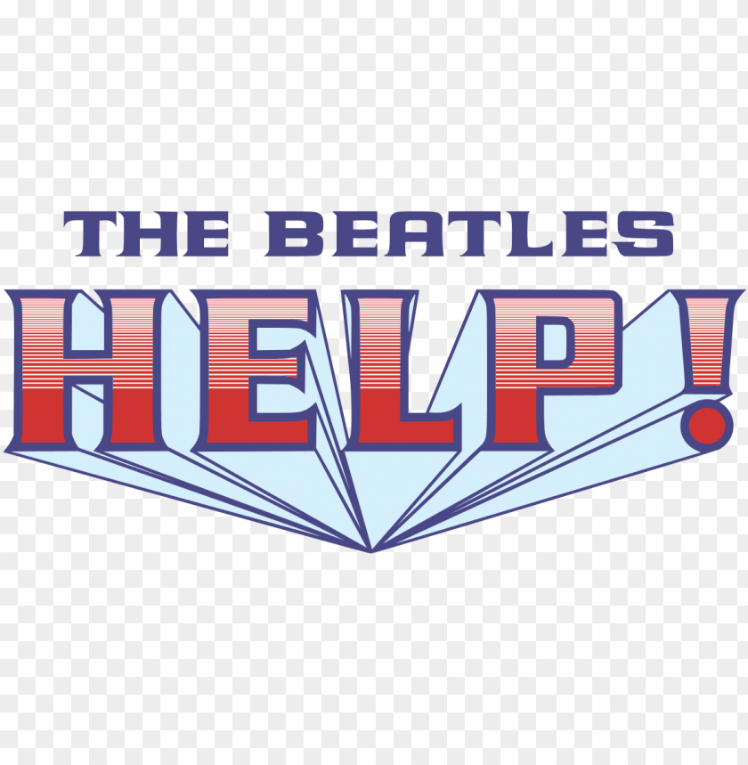 free PNG help logo beatles PNG image with transparent background PNG images transparent