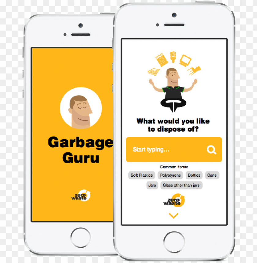 free PNG helping city of sydney residents make better disposal - iphone PNG image with transparent background PNG images transparent